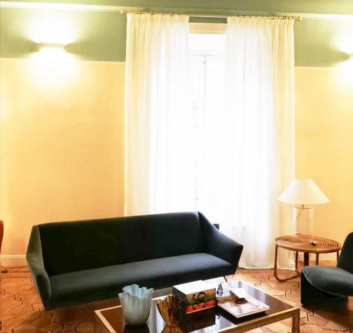 Tende da interni su misura - Nicola Corallo - Arredamento su misura nel centro di Milano