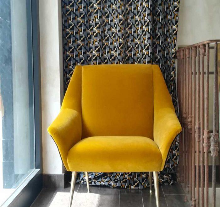 Sedie su misura - Nicola Corallo - Arredamento su misura nel centro di Milano